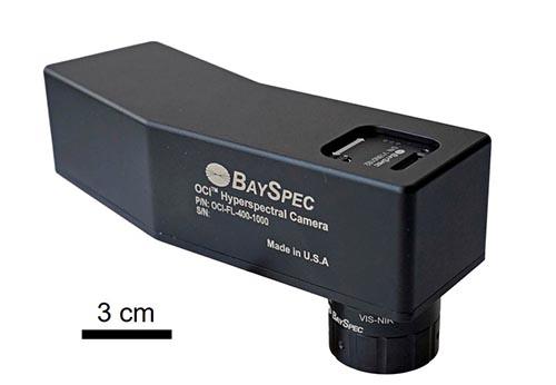 OCI™-F高光谱成像仪 (可见光-近红外,短波红外)